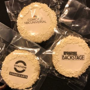 Ovation loves partnerships with Comcast and Broadway in Chicago Backstage!
