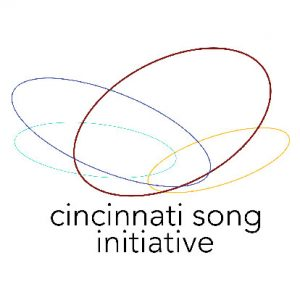 Cincinnati Song Initiative logo