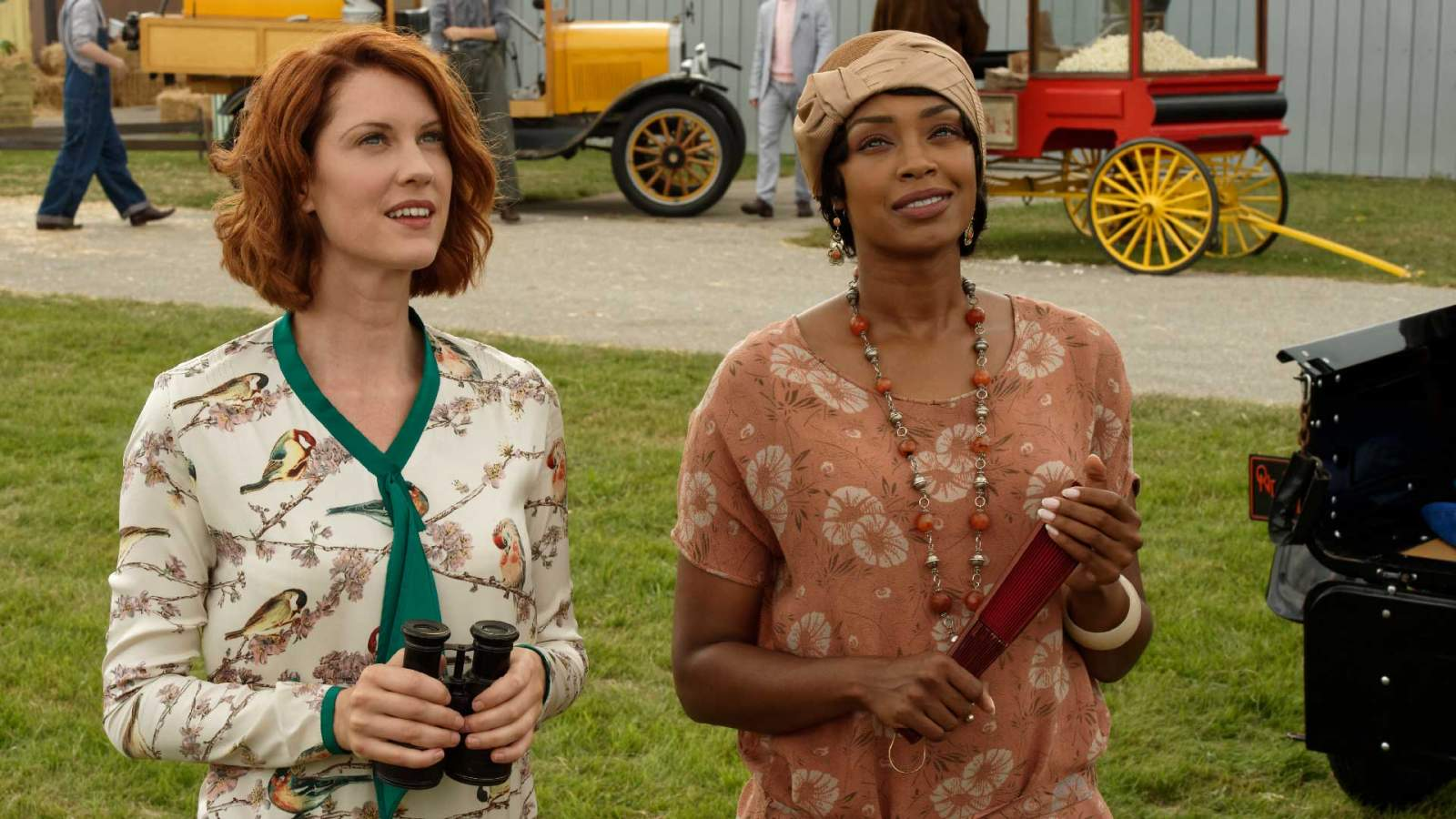 KEW MEDIA DISTRIBUTION'S FRANKIE DRAKE MYSTERIES ACQUIRED BY OVATION IN  U.S. AS NEW SECOND SEASON LAUNCHES