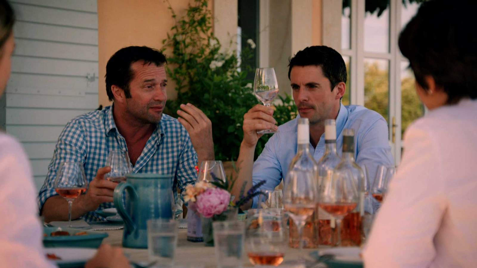 James Purefoy Joins Matthew Goode In Season Two Of The Wine Show Premiering On Ovation Tv November 15