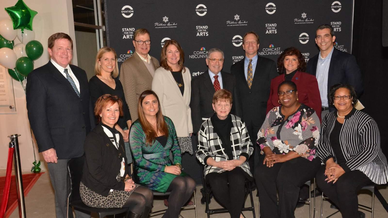 City Hall Artspace Lofts Celebrates Development of Connector