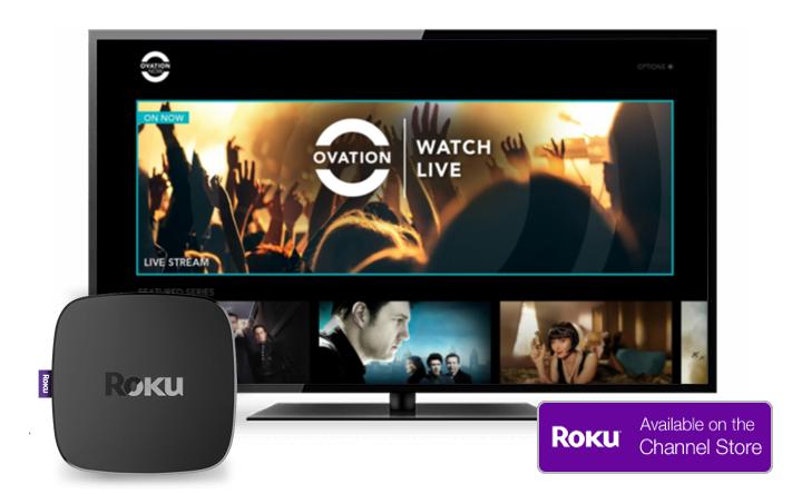 Ovation NOW Support — Ovation TV