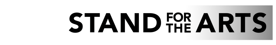 Stand for the Arts logo